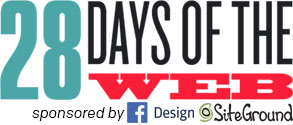 28 Days of the Web Logo